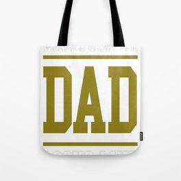 dad looks like Tote Bag