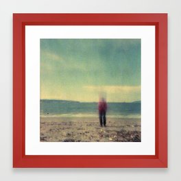 Long Exposure Experiments Framed Art Print