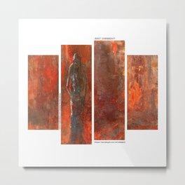 art dissent Metal Print