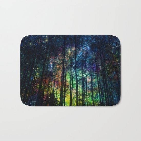 Magical Forest II Bath Mat