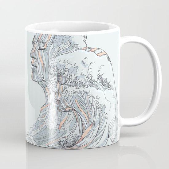 BREATHE DEEPLY Mug