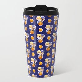 BASKETBALL BOYFRIENDS (BLUE) Travel Mug