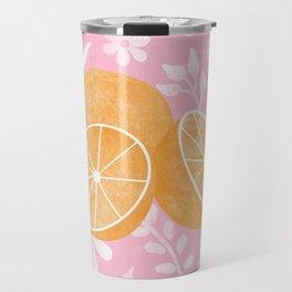 SWEET ORANGES Travel Mug