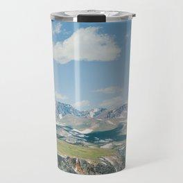 The Tops of Mountains Travel Mug