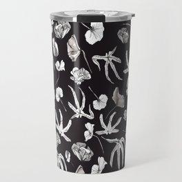 Plastic jungle pattern Travel Mug