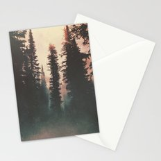 Smokey Forest Stationery Cards