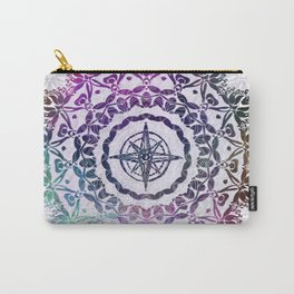 Destination Mandala Carry-All Pouch