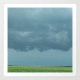 Storm Clouds // Landscape Photography Art Print