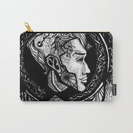Veins Carry-All Pouch