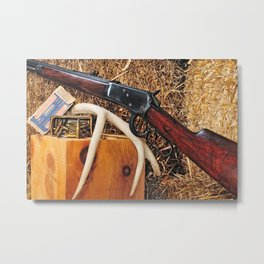 Winchester Model 92 Metal Print