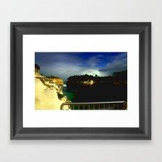 Lookout! Framed Art Print