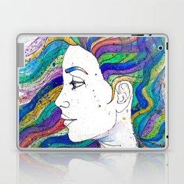 rainbow forest 003 Laptop & iPad Skin