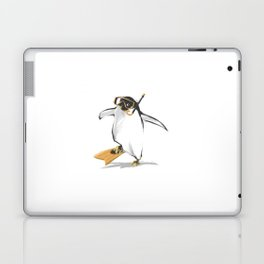 Penguin Is Ready To Dive Laptop & iPad Skin