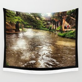 River Walk Wall Tapestry