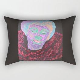 Clownin' Around at the Rose Room Rectangular Pillow
