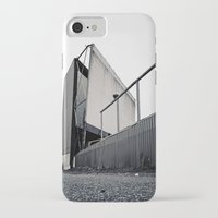 theater iPhone & iPod Cases featuring Theater angle by Vorona Photography