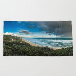 Portsea Scenic Lookout Beach Towel