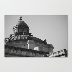 In The District  Canvas Print