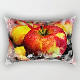 Fruits and berrys I Rectangular Pillow