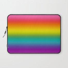 Pride Rainbow Flag Gradient Laptop Sleeve