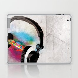 feeling sound Laptop & iPad Skin