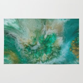 Dawning of a Galactic Planet Rug