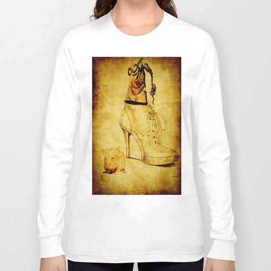 Le purgatoire du saumon  Long Sleeve T-shirt