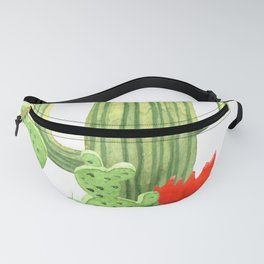 Perfect Cactus Bunch Fanny Pack