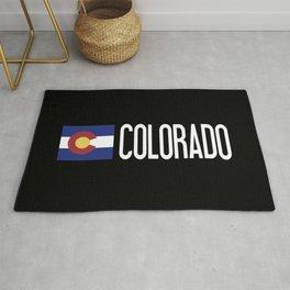 Colorado: Coloradan Flag & Colorado Rug