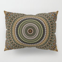 Fractal Kaleido Study 001 in CMR Pillow Sham