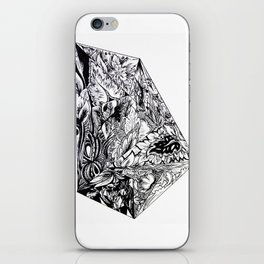 Selected Poems iPhone Skin