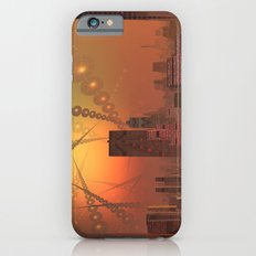 Spherople Alien City Slim Case iPhone 6s
