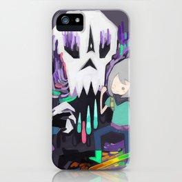 Skull Icon iPhone Case