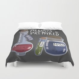 Alchemy Potions Duvet Cover