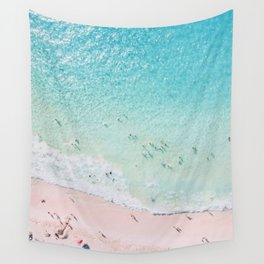 Beach Sunday Wall Tapestry