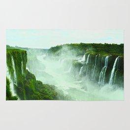 Iguazu Falls Rug