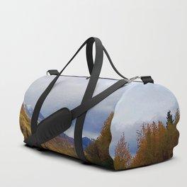 Matanuska River Alaska Duffle Bag