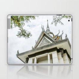 Killing Fields Stupa, Cambodia Laptop & iPad Skin