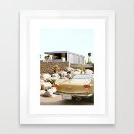 Kaufmann House Framed Art Print