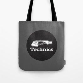 Technics SL-1210 - Deejay / Music Tote Bag