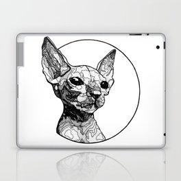 Inside out sphynx cat Laptop & iPad Skin