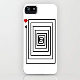 Anaconda Love iPhone Case