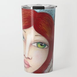 One day is enough. Travel Mug
