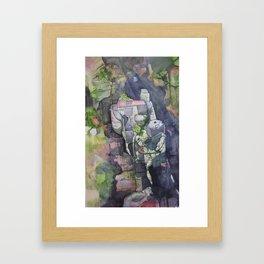 Duck Truck Framed Art Print