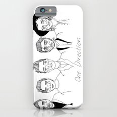 One Direction Slim Case iPhone 6s
