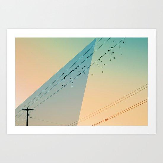 Cool World #2 Art Print