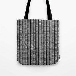 Keep Reading B&W Tote Bag