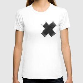 The Black X  T-shirt