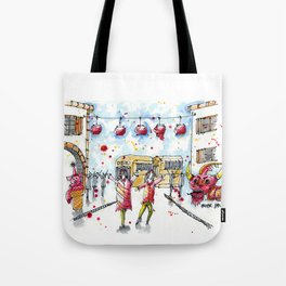 Chinese New Year 1 Tote Bag