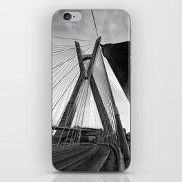 Sao Paulo City Bridge iPhone Skin